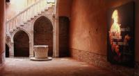 Portico, Casa di Carlo Goldoni.
