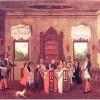 """""""La colazione in villa"""" di Longhi - Museo Casa di Carlo Goldoni, Venezia"""
