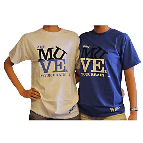 T-shirt MUVE